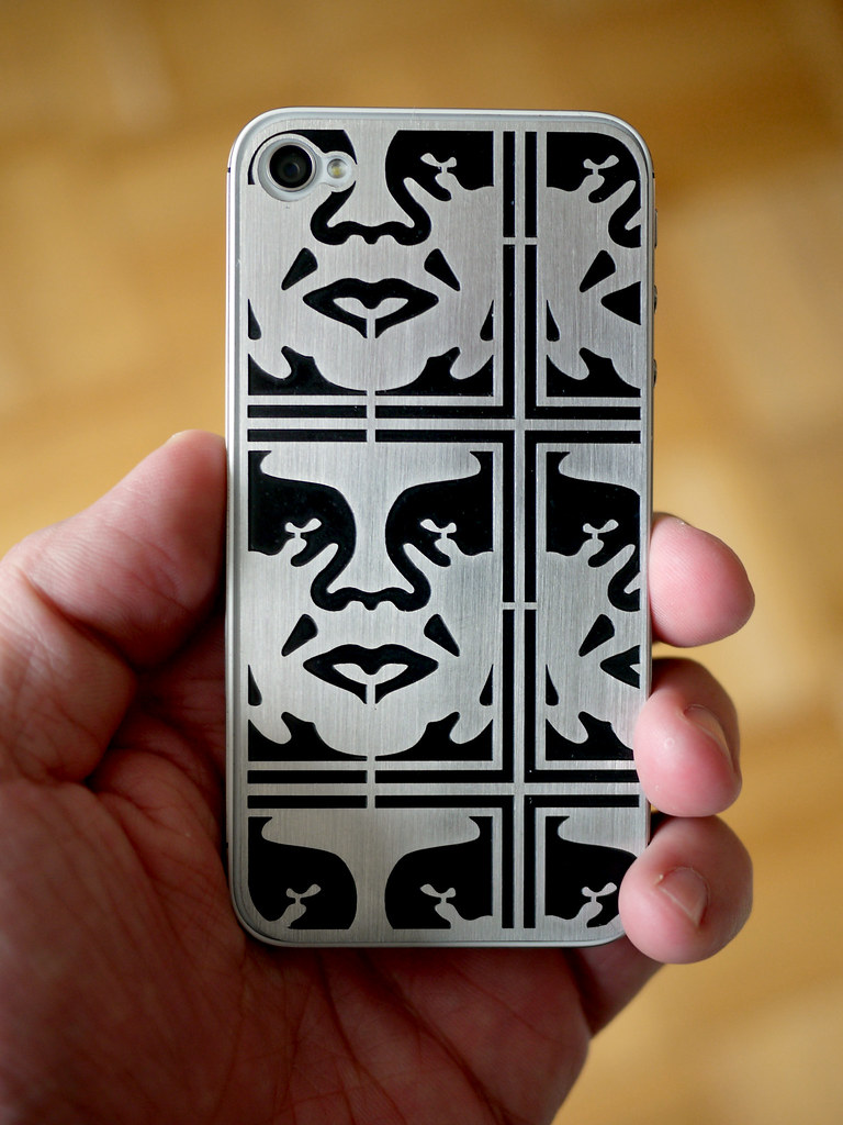 iPhone Coverplate