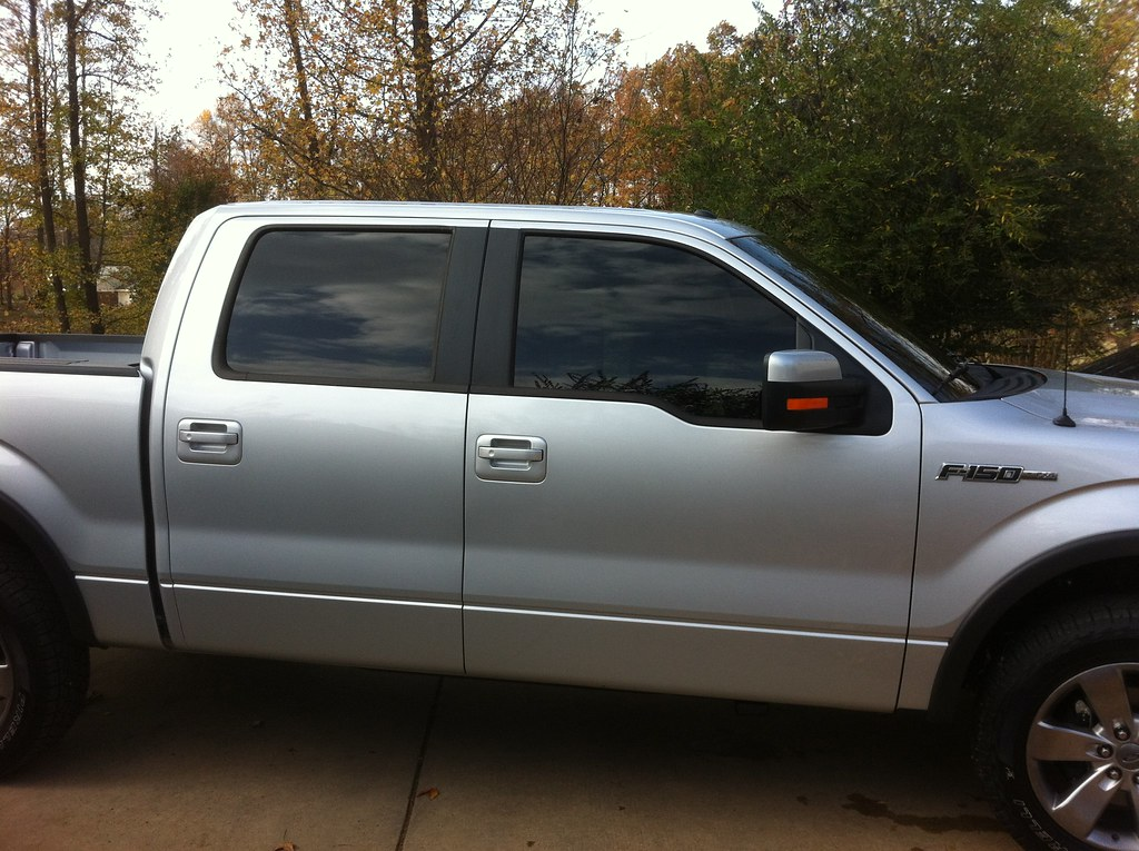 F150 Limo >> Window tint pictures! - Page 19 - Ford F150 Forum - Community of Ford Truck Fans