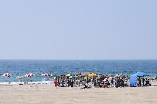 Filming Venice Beach