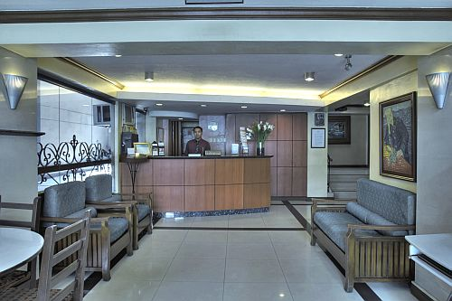 Fersal Manila - Lobby