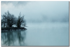 Lago di Barcis (aviana2) Tags: morning italy lake silhouette calm explore barcis naturepoetry aviana2 fotocompetitionsilver fotocompetitionfotocompetitionbronze