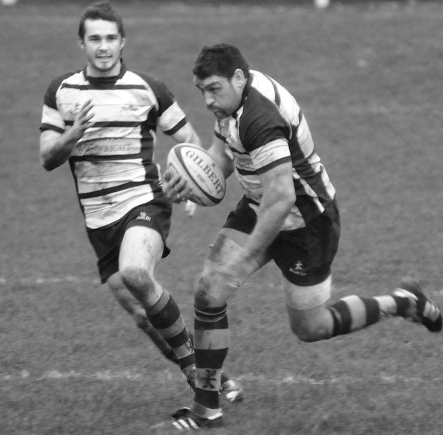 Otley 17 : 20 Preston Grasshoppers RFC 26 November 2011 098a