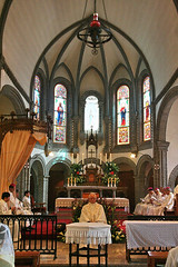 김영환(베네딕도)몬시뇰 금경축미사 (1) (Catholic Inside) Tags: cia faith religion catholicchurch catholicism southkorea jesuschrist eucharist holyspirit holysee holymass southkoreakorean catholicinsideasia