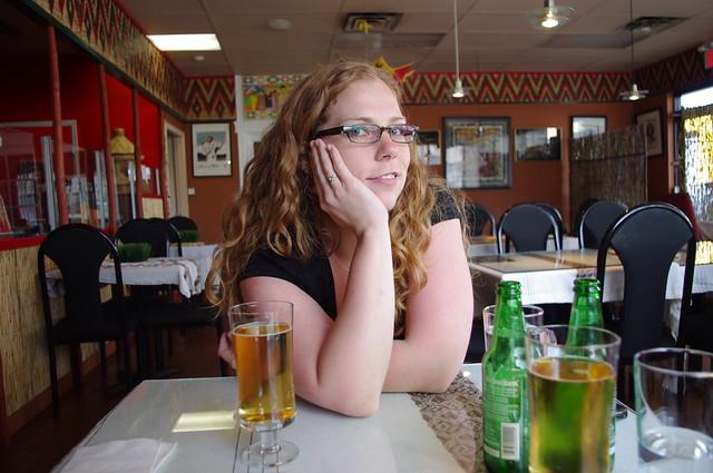 Bari at Axum Restaurant