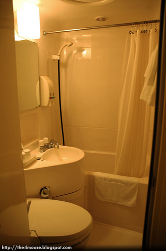 Chisun Shin-Osaka Hotel - Single Room (Toilet)