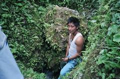 Mateo (TALENA SANDERS) Tags: school boy film water spring maya guatemala contax mayan drought jaguar mateo washing 2011