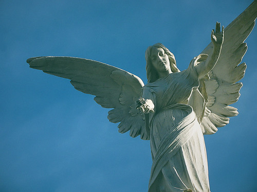 Angel by Javierosh, on Flickr