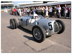 Nick Mason 1936 Auto Union Type C GP Car. Goodwood Festival of Speed 2011 (Antsphoto) Tags: uk classic car sussex britain historic audi fos motorracing goodwood carshow autounion motorsport racingcar chichester autosport motorcar sigma1020mm nickmason 2011 hstoric goodwoodfestivalofspeed goodwoodhouse gpcar canoneos40d antsphoto anthonyfosh 1936autouniontypec goodwoodfestivalofspeed2011 gooodwoodhouse