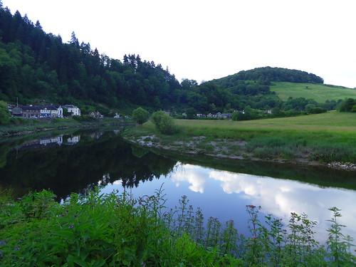 Tintern village