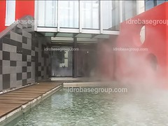 Idrobase Group headquarters (IdrobaseGroup) Tags: venice scenic spraying misting fogging nebulization idrobasegroup scenogrphic