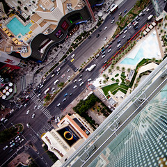 Float Above the Las Vegas Strip