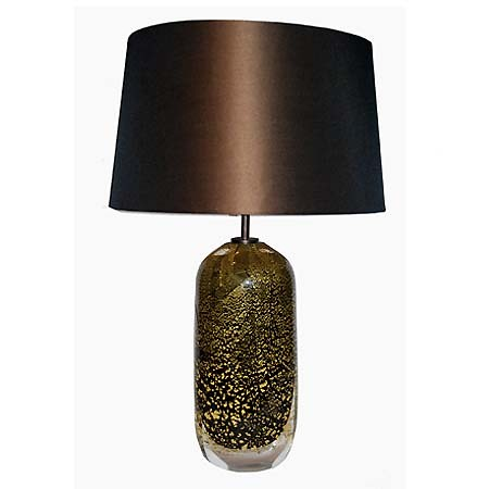 'Kyoto - Black&Gold' Table Lamp