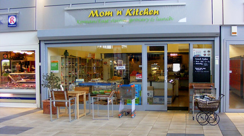 Korean shop Mom in the Kitchen, Amstelveen
