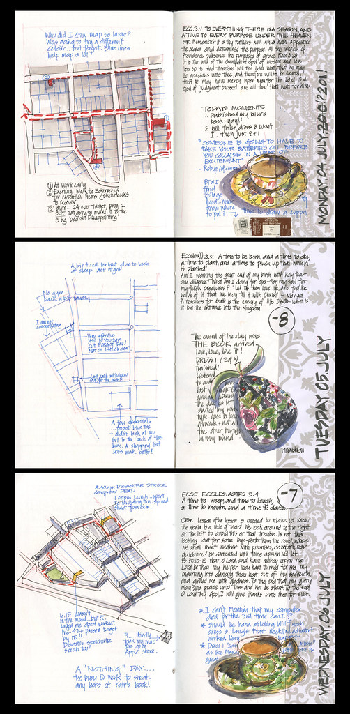 Trip Prep 26 Refining Page layout