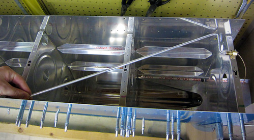 Fuel Level Sender Test Bends