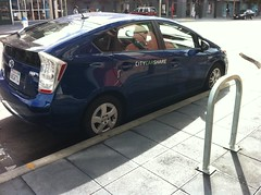 City CarShare on Valencia and 17th