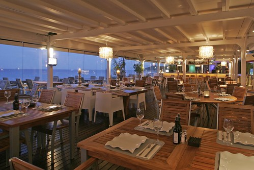 Nassau Beach Club, Ibiza beach restaurant