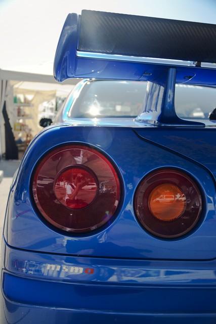 Skyline GT-R R34 XXI