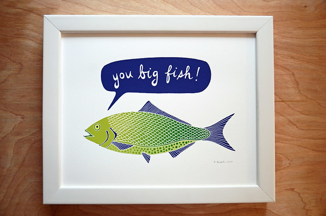 You Big Fish!