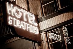 Hotel Stratford (ranzino) Tags: sanfrancisco ca vacation sign neon unionsquare hotelstratford sfday3