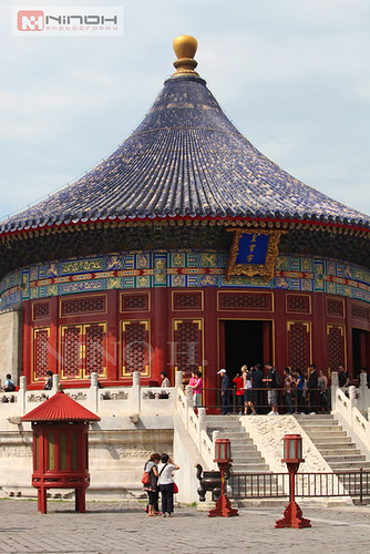 Imperial Vault of Heaven - Temple of heaven 6