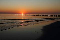Explored :) - yet another sunset - NorthSea - Holland (BJSmit) Tags: longexposure sunset holland netherlands canon coast zonsondergang october nederland noordzee wideangle zeeland northsea 7d 1022mm kust westenschouwen canonefs1022mmf3545usm 2011 supershot burghhaamstede eos7d canon7d