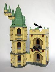 Hogwarts Castle - Observatory & Gryffindor Tower