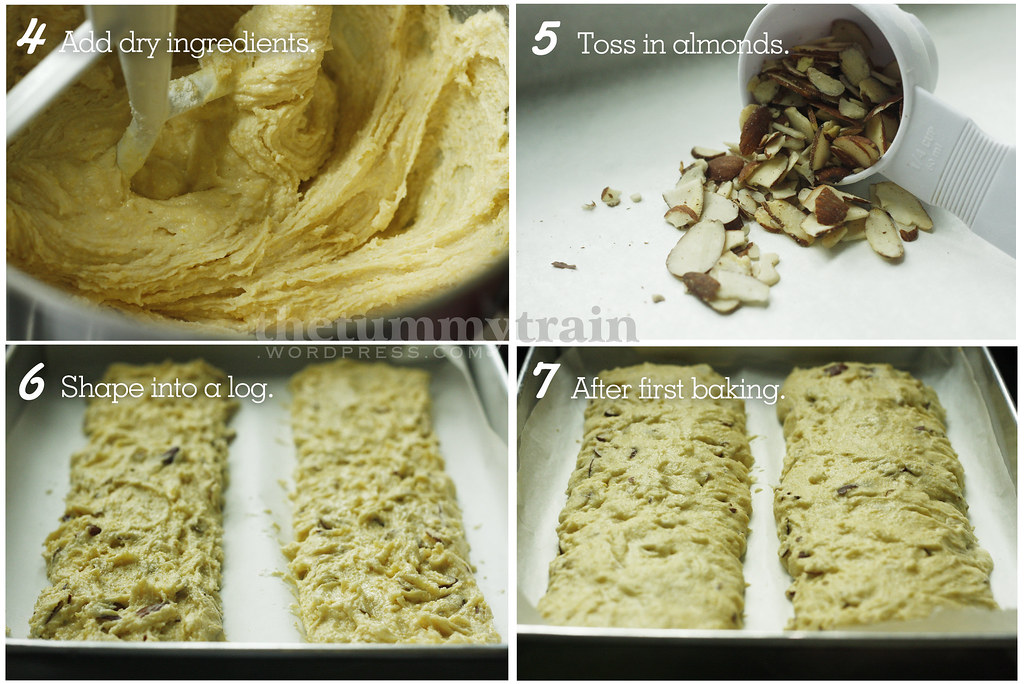 First baking