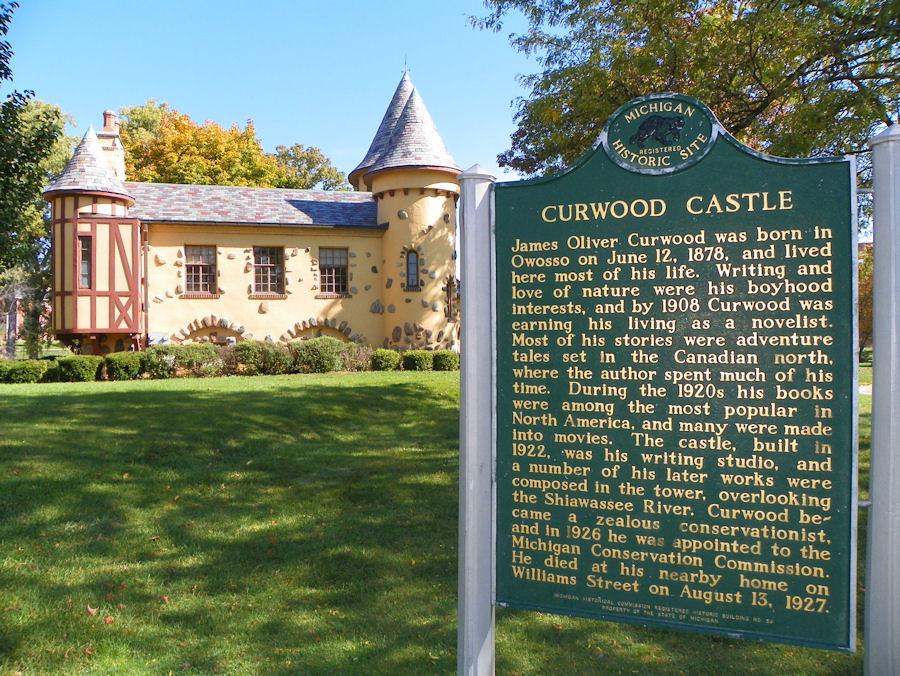 Curwood Castle, Owosso MI