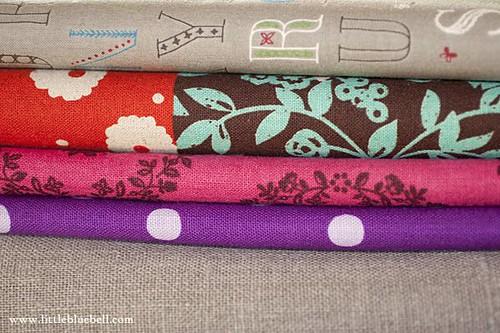 Fabrics for PTS 6