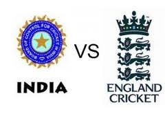 Match Schedule and fixtures for England tour of India 2011-2012