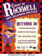 Cirque Du Rockwell, Where-to-Weekend, events, Halloween
