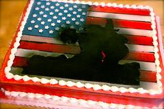 Combat Medic Cake