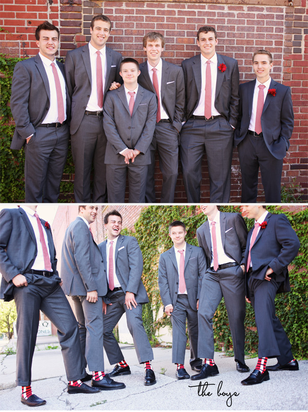 Omaha, Nebraska Wedding Planner attire_boys