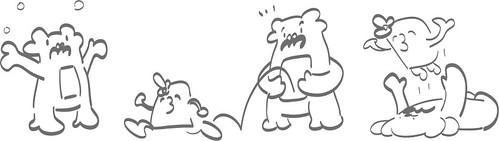 papamonster sketch