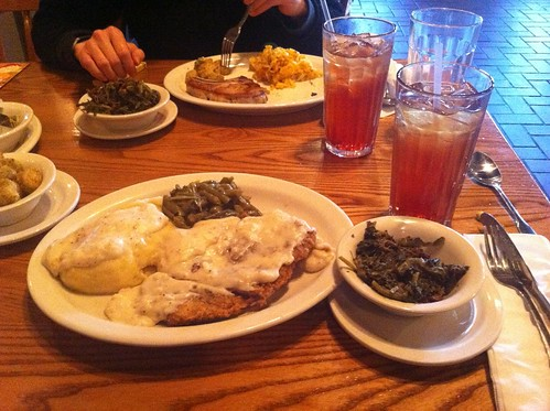 cracker barrel!