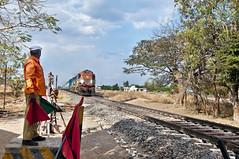 Meherabad - Railway Crossing (Anoop Negi) Tags: portrait india photography for photo media image photos delhi indian bangalore creative images best holy indie po maharashtra spiritual mumbai anoop indien baba enlightened inde negi meherabad meher インド 印度 índia photosof הודו 인도 ezee123 godman độ intia الهند ấn هندوستان индия imagesof індія بھارت индија อินเดีย jjournalism ינדיאַ ãndia بھارتấnđộינדיאַ indiã