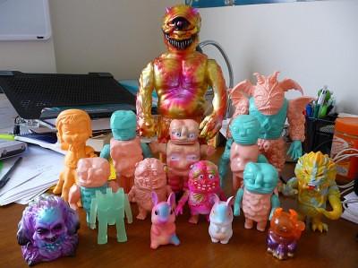 NYCC 2011 Toy Hauls