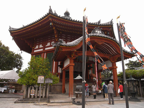 力強い鎌倉仏!『南円堂』年に一度の特別開扉@興福寺