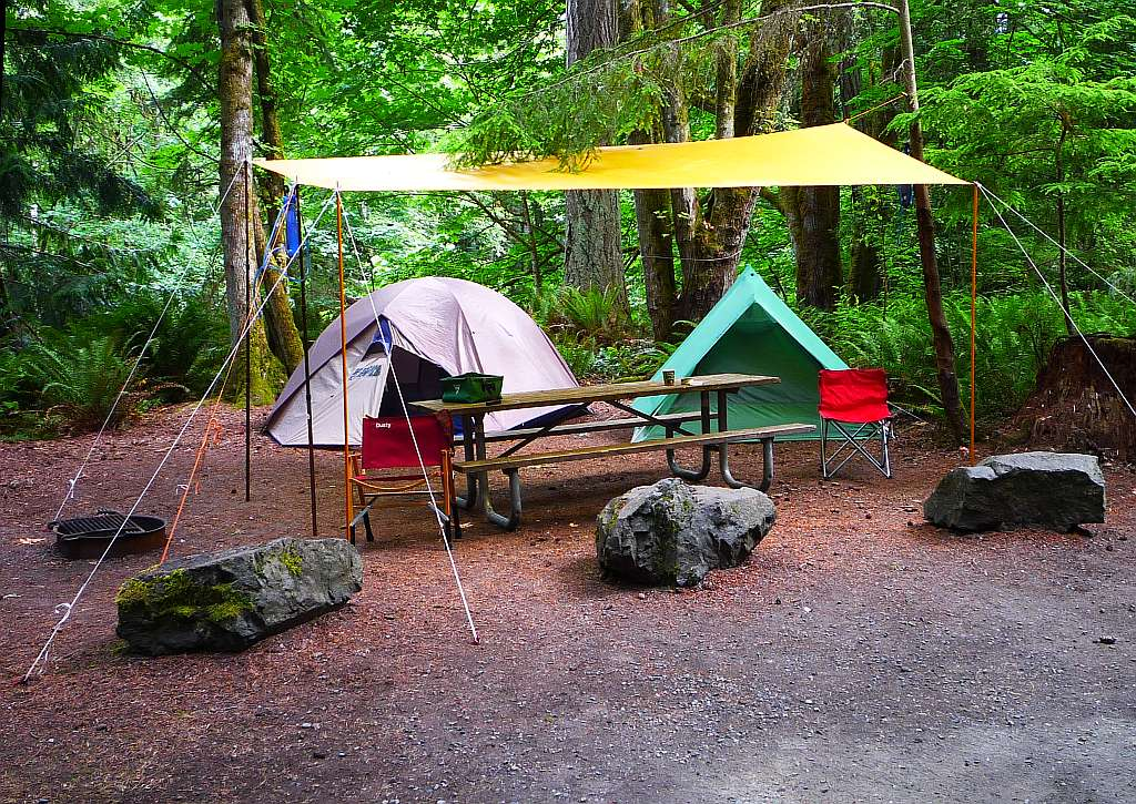 & Kelty Noahu0027s Tarp 16 shelter [Archive] - MotoCampers Forum