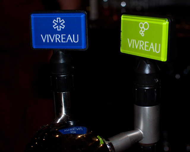 Vivreau sustainable water system on tap