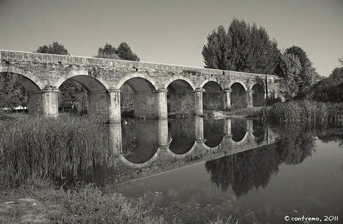 Ponte de Gimonde (Bragança, Portugal)