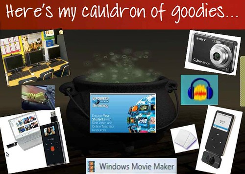 Traci Blazosky's Cauldron of Digital Goodies