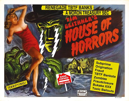 HOUSE OF HORRORS by Colonel Flick