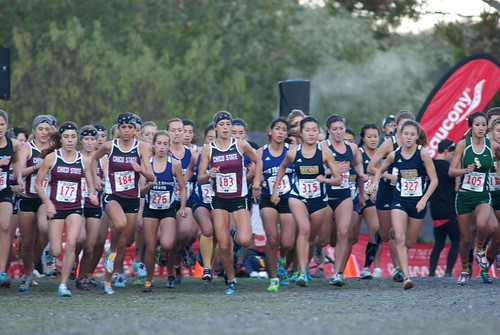 CCAA cross country