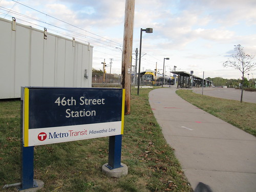 46th Street Station LRT