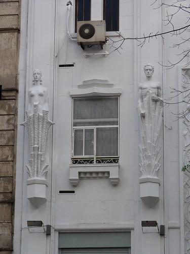 former Crítica Newspaper Building, Buenos Aires