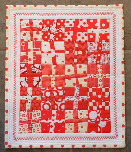 Angel Quilt for me from Mamacjt