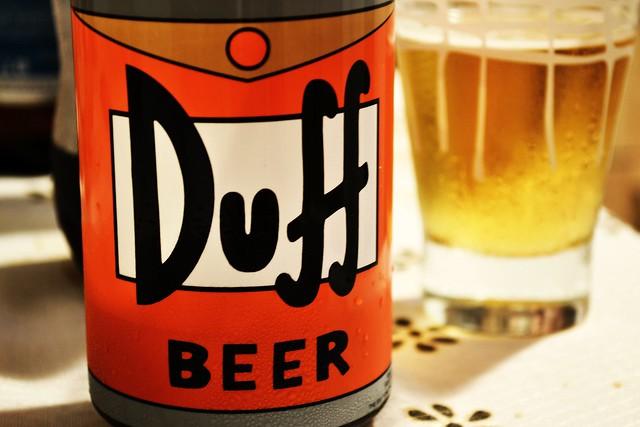 Dan ganas de Duff.