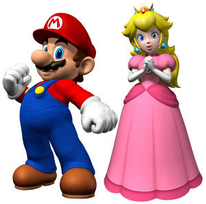 mario-princess-peach